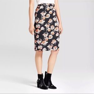 What What Wear Poppy Mallow Skirt 4